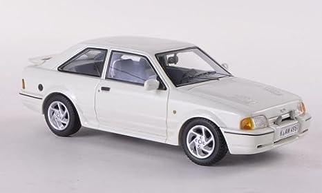 Ford Escort Mk4 RS Turbo, blanco , 1986, Modelo de Auto, modello completo, Neo 1:43: Neo: Amazon.es: Juguetes y juegos