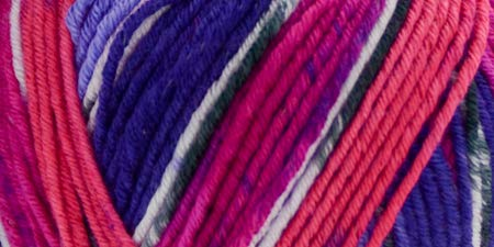 Premier Yarns Petunia Wool-Free Sock Yarn