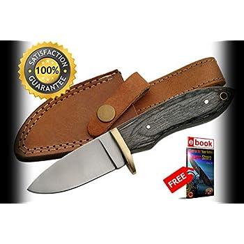 Amazon.com: Juego de 2 piezas de cuchillos de draco, doble ...