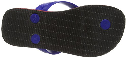 Multicolore Tongs Max black on Gar Herois Havaianas red 0172 Kids HqwTOY