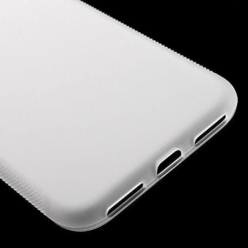 Apple iPhone 7Sac étui Cover Case de protection Grip Transparent decui Transparent/TPU Coque en gel