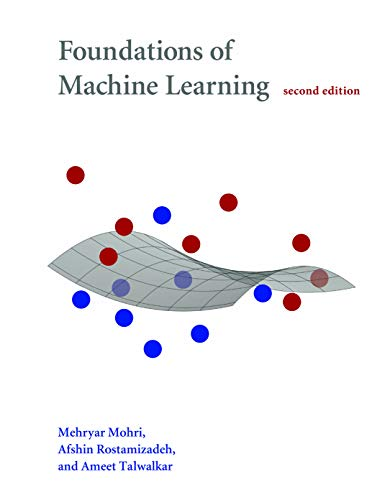 Pdf Technology Foundations of Machine Learning (Adaptive Computation and Machine Learning series)