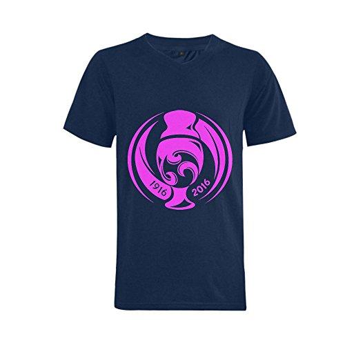 2016 Copa America Centenario Men's DIY customized V-Neck T-shirt