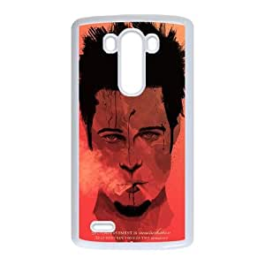 Fight Club LG G3 Cell Phone Case White Aipdd