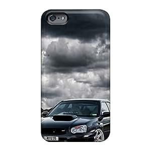 Apple Iphone 6 Plus Iab479EIkQ Customized HD Black Subaru Wrx Sti Image Scratch Protection Cell-phone Hard Cover -MarcClements