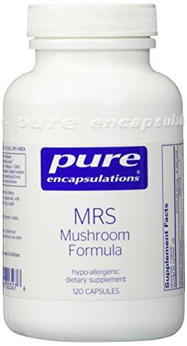 ure Encapsulations – M/R/S Mushroom Formula – Hypoallergenic Supplement Immune Health