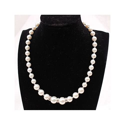 MJW&XL Femme Forme Pendentif de collier Opale Strass Pendentif de collier Soirée Quotidien Bijoux de fantaisie , rose gold