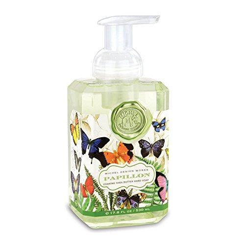 (Michel Design Works Foaming Soap, Papillon)
