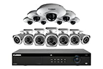 Lorex IP security system with 14 HD 1080p cameras