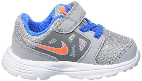 Nike Downshifter 6 (TD) - Zapatillas infantil, multicolor Varios colores (Royal /         Black /         White)