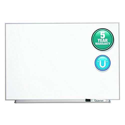 Quartet Matrix Magnetic Modular Whiteboards, 34 Inches x 23 Inches, Silver Aluminum Frame (M3423)