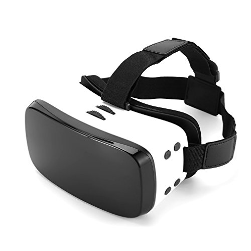 LESHP Virtual Reality Headset 3D VR Glasses All-In-One VR Goggles 2GB RAM WiFi Bluetooth 1080P by LESHP
