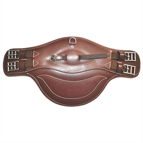 Mark Todd Stud Girth (24 inches) (Havana)