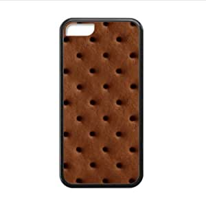Case - Ice cream Sandwich Design Apple iphone 5C (Laser Technology) Case, Cell Phone Cover