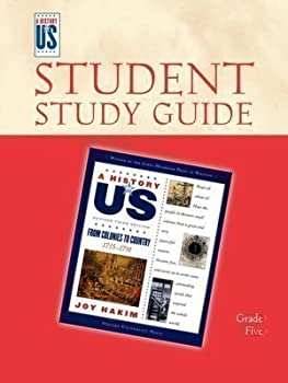 From Colonies to Country Student Study Guide (A History of US Book 3) 0669360120 Book Cover