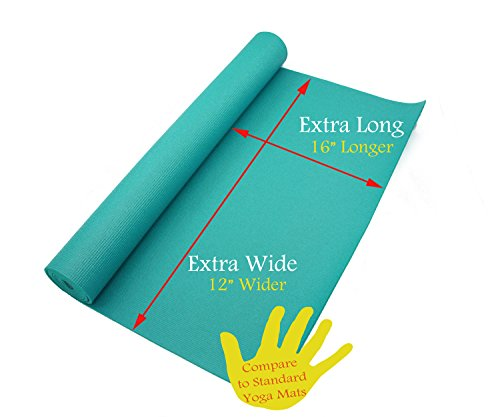 Extra Wide Long Thick Pilates product image