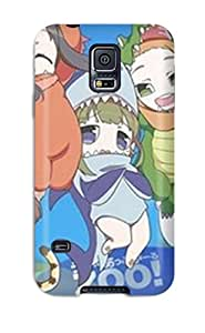 Belva R. Fredette's Shop Special Skin Case Cover For Galaxy S5, Popular Girl Got Up Early Phone Case 4198321K61617690