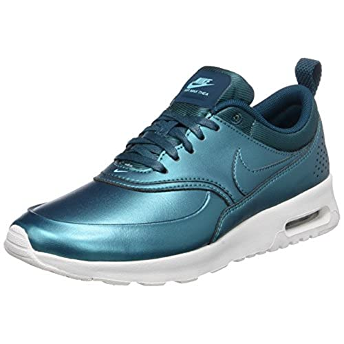 sports shoes 34852 fe902 chic NIKE W Air Max Thea Special Edition Womens Sneaker Green 861674 901