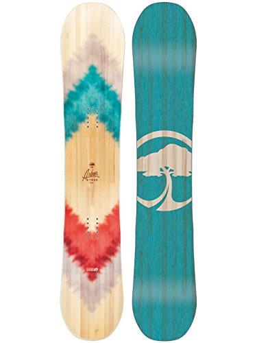 144cm Snowboard (Arbor Ethos Snowboard Womens Sz 144cm)