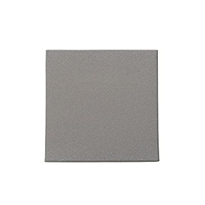 Quarry Ashen Gray 6 in. x 6 in. Ceramic Floor and Wall Tile (11 sq. ft. / case)