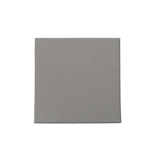 Quarry Ashen Gray 6 in. x 6 in. Ceramic Floor and Wall Tile (11 sq. ft. / case) ()
