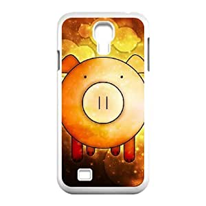 Cell phone case Of Pig Bumper Plastic Hard Case For Samsung Galaxy S4 i9500