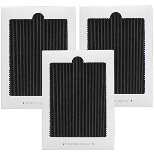 Refrigerator Air Filters Replacement for Frigidaire Pure Air Ultra Electrolux EAFCBF,replaces SCPUREAIR2PK, SP-FRAIR EAFCBF PAULTRA PureAir Ultra 242061001,242047801, 242047804, PS1993820 (3Pack)
