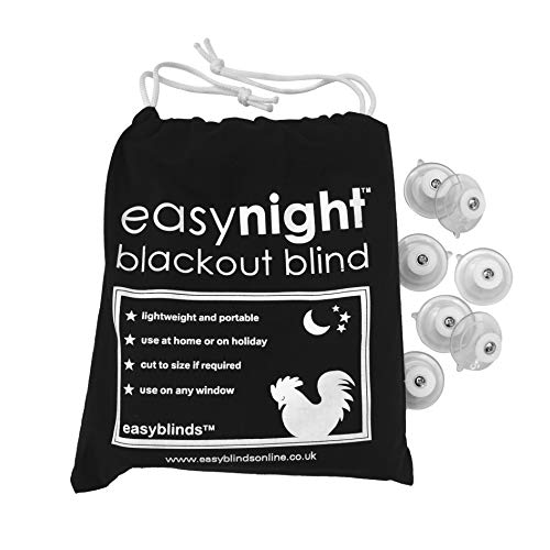 Night Outs Awards Cut (Easynight Portable Travel Blackout Blind (Large 78