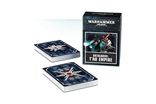 Warhammer 40,000 Datacards: Tau Empire