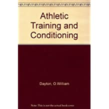 Athletic Training and Conditioning