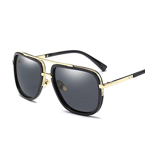 C1 Protección UV C2 Mujer De Sol 400 Aviator Gafas Polarizadas para Hombre para wPUpBxFq
