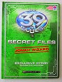 the 39 clues files - THE 39 CLUES ~ SECRET FILES ~ JONAH WIZARD 3 [Hardcover]