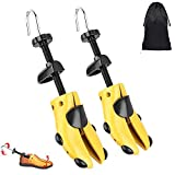 Two Way Shoe Stretcher Adjustable Length and Width,Unisex Shoe Stretchers,Great shoe tree,Good shaper.Wm's Size(5.5-10)&M's(6-9)