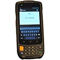 Cruiser Enterprise Handheld Terminal Android PDA Barcode Scanner, Integrated Zebra 1D Laser Barcode Engine, Android 5.1 OS, WiFi 802.11b/g/n, For Field Mobile Work