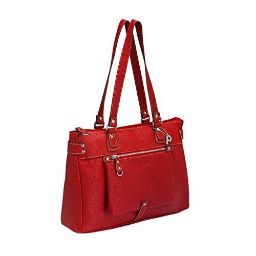 Picard Loire - Shoppers y bolsos de hombro Mujer - rojo