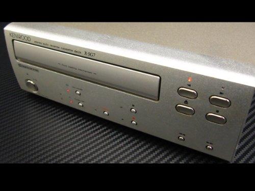 KENWOOD ケンウッド Avino カセットデッキ X-SG7 B00HIDF0WK