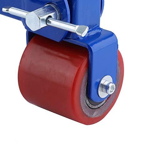 fghfhfgjdfj Fender Roller Wheel Arch Guard Reformer Reforming Extending Vehicle Tool Rolling Expander for Car Maintenance Blue