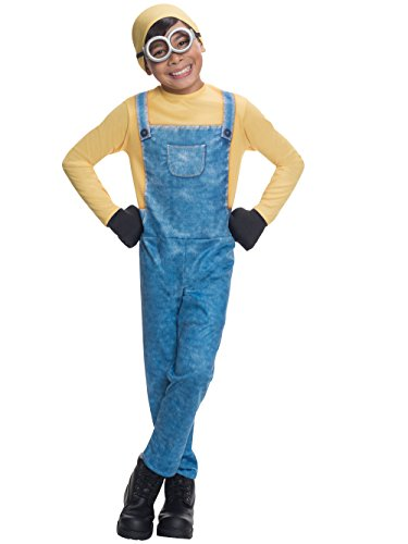 Rubie's Costume Minions Bob Child Costume, (Minion Mascot Costumes Rental)