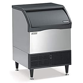 Scotsman CU1526MA-1 Undercounter Full Cube Prodigy Ice Maker – 150 lbs/day, Air Cooled, 115v