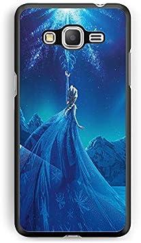 Coque Samsung Galaxy J3 2016 Olaf Reine des neiges snow Noel ...