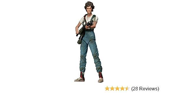 "Neca Aliens le lieutenant Ellen Ripley 7/"" Action Figure Series 5 Brand New in package"
