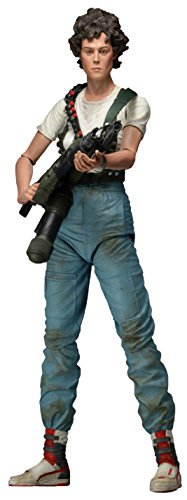 "NECA Aliens 7"" Scale Action Figure Series 5 Ripley (Aliens version) Action Figure"