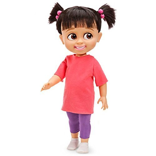 Monsters Inc Boo Costume Disney (Disney Pixar Monsters, Inc Deluxe Talking BOO Toddler Doll -- 15'' H (2012))