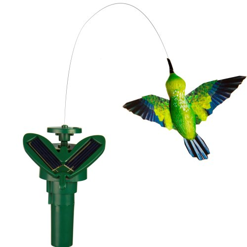 (Headwind Consumer Products 830-1407 Solar Fluttering Hummingbird)