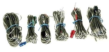 Set of 6 Genuine Samsung Home Cinema Speaker Wire Cable: Amazon.co ...