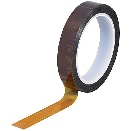 Kapton T964292 Silicone Adhesive Polymide Film Tape Roll,...