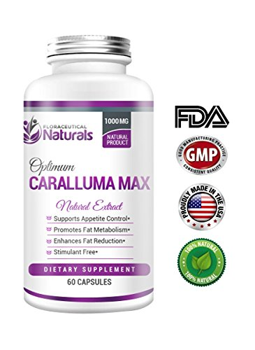 Caralluma 1000 – Choice 1000 Caralluma Fimbriata: All Natural Appetite Suppressant. Weight Loss Formula Made from Pure Caralluma Fimbriata 1000 mg extract. 60 Capsules. Made in USA.