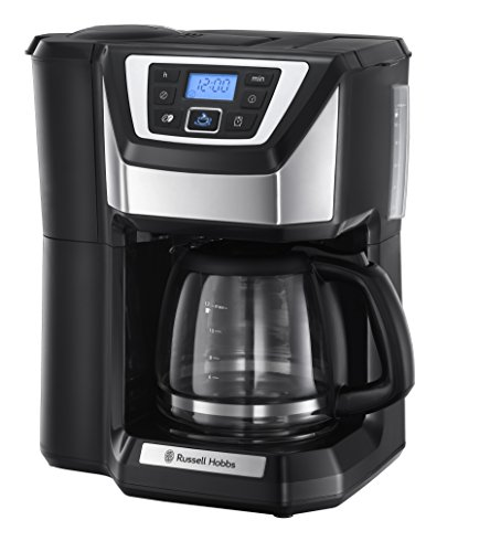 Russell Hobbs Chester Grind and Brew Coffee Machine 22000 – Black