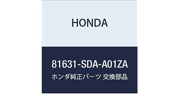 Honda Genuine 81638-SDA-A21ZC Seat Reclining Cover