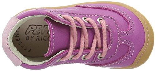 329 Eu Bébé Chaussures Rose Ricosta Fille Sami 18 Mehrfarbig candy Marche qgtv7Cw